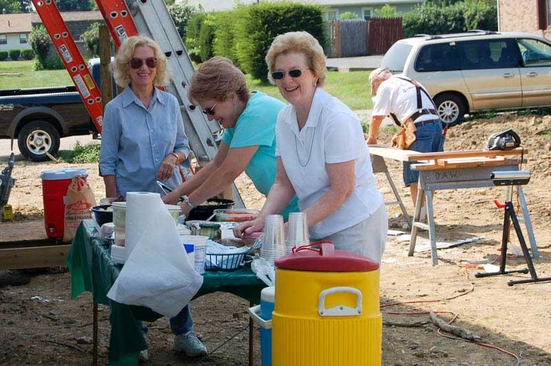 Hospitality Volunteers