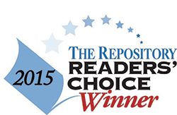 Voted Favorite Non-Profit by Canton Repository Readers