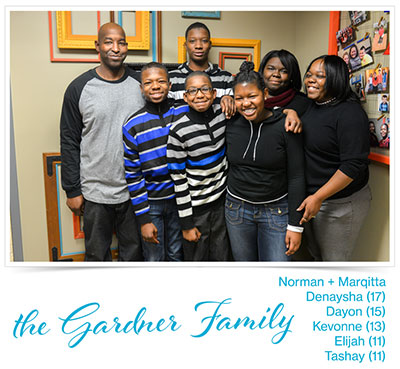 The Gardner Family