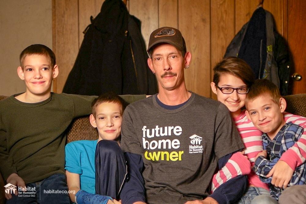 The Dingman Family