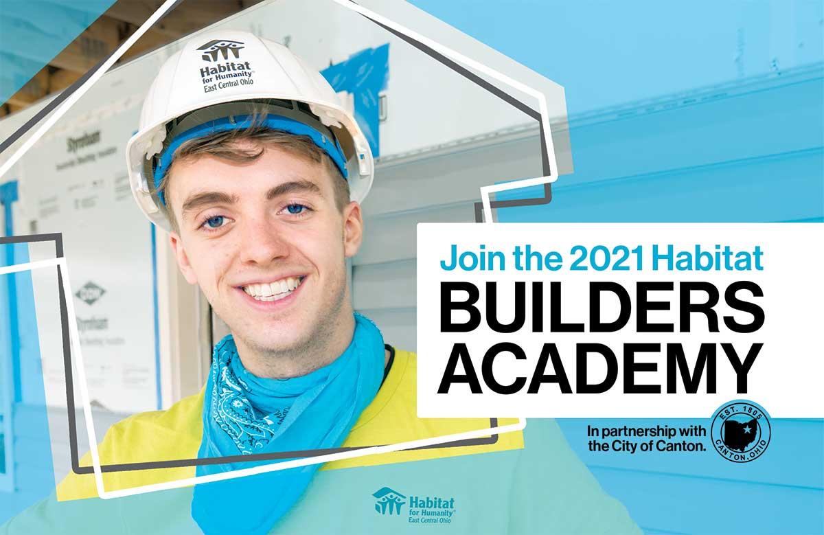 Join the 2021 Habitat Builders Academy